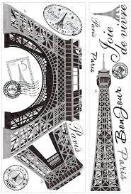 best 25 eiffel tower wall decal ideas on pinterest paris eiffel tower paris wall decals