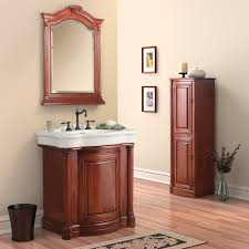 Discount Bathroom Vanities Atlanta Ga by Foremost Hawthorne 30 In Dark Walnut Single Bathroom Vanity With