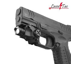 springfield xds laser light combo lasertac subcompact led flashlight for springfield xd40 xd s xdm s w