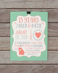 15 year anniversary gift ideas for him awesome 15 year wedding anniversary gift ideas for him gallery