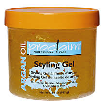 gel argan proclaim argan styling gel