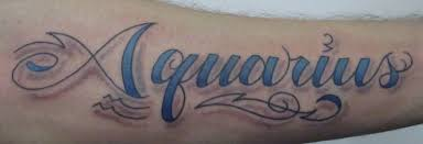 aquarius tattoos and designs page 52