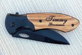 wedding gift knives custom engraved pocket knife personalized folding knives