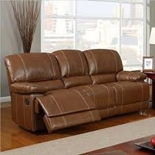 Electric Reclining Leather Sofa Best Genuine Leather Reclining Sofa Seth Genuine Leather Power