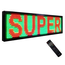 Led Screen Backsplash Led Screen Outdoor Ebay
