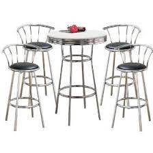 man cave table and chairs amazon com man cave metal bar table with white table top pub set