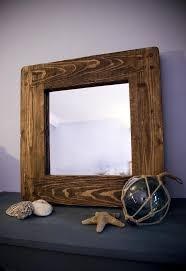 Wood Mirror Frame 49 Best Wood Frame Mirrors Handmade By Marc Wood Joinery In