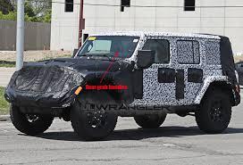 maroon jeep wrangler 4 door first look production interior of the 2018 jeep wrangler jl jlu