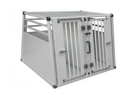 porta cani per auto trasportino in alluminio per trasporto cani in auto