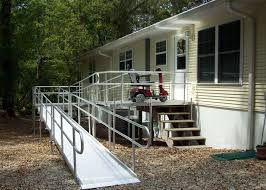 Wheel Chair Ramp Tj Rampit Aluminum Wheelchair Ramp System Access Lifts U0026 Ramps