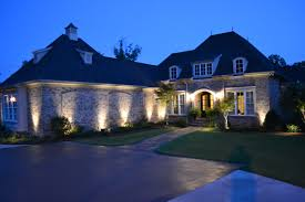 portfolio landscape lighting exterior and landscape lighting designer macon lawnworks