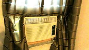 8000 Btu Window Air Conditioner Reviews Haier Window Air Conditioner 8000 Btu Hwe08xcr Youtube
