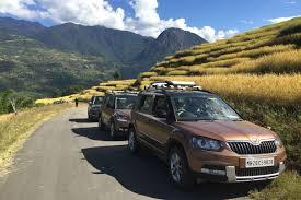 skoda yeti top gear skoda yeti takes on bhutan autocar