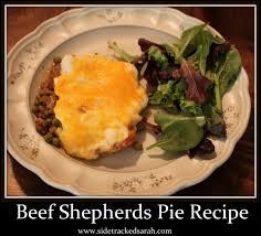 crockpot beef shepherds pie recipe sidetracked sarah