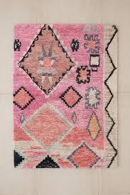 boucherouite shag rug