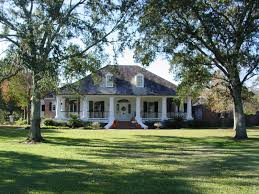the acadians developed a unique building style in louisiana