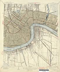Map New Orleans by File New Orleans Section And West Bank 1935 Map Jpg Wikimedia