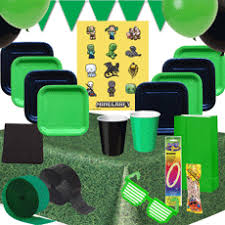 minecraft party decorations minecraft party supplies buy online boxedupparty