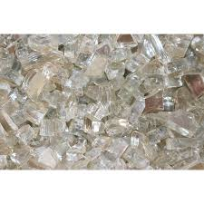 glass rocks for fire pit shop exotic glass crystal fire glass at lowes com