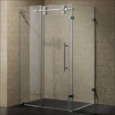 shower door glass cleaner bathrooms wonderful glass doors for showers custom glass shower