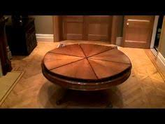 expandable round dining table expanding dining table the ingenious robert jupe table mechanism