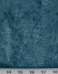 Turquoise Velvet Fabric Upholstery Crocodile Velvet Royal Best Fabric Store Online Drapery And
