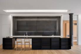 loft kitchen ideas photographer u0027s loft in new york by desai chia architecture lofts