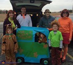 Scooby Doo Gang Halloween Costumes Scooby Doo Gang Halloween Velma Daphne Shaggy Fred