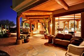 santa fe style house plans arizona style homes floor plans home styles