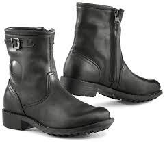 women s black motorcycle boots tcx biker wp women u0027s boots revzilla