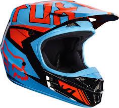 fox motocross fox v1 falcon motocross helmet buy cheap fc moto