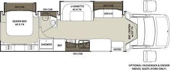 dsc floor plan 2016 coachmen concord 300 dsc class c jordan mn noble rv iowa
