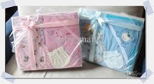 2018 new gift set baby essentials layette gifts newborn infant