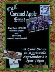 where to buy caramel apples women s rugby caramel apple fundraiser