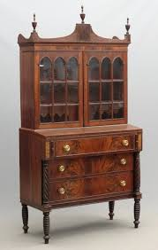 bureau style colonial 19th c boston federal lot 82 cool auction ebay stuff