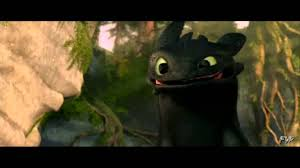 train dragon toothless tribute