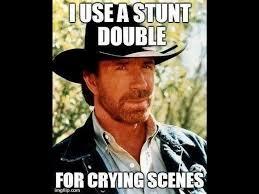 Chuck Norris Beard Meme - happy chuck norris to birthday
