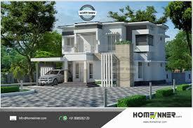 3667 sqft 4 bedroom luxury kerala bungalow design by triple home