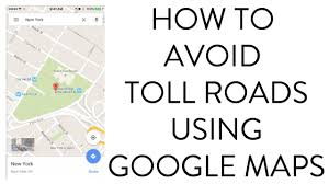 Florida Toll Road Map by How To Avoid Toll Roads Using Google Maps Youtube