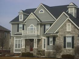 Modern Home Design Exterior 2013 Stonington Gray Benjamin Moore And Exterior Houses On Pinterest