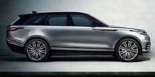 range rover the 2018 range rover velar actually looks pretty rad