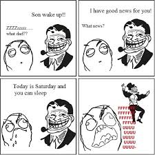 Dad And Son Meme - troll dad meme by d switch memedroid
