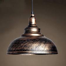 industrial pendant lighting fixtures industrial pendant light with bronze metal in dome beautifulhalocom
