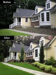 Backyard Renovations Before And After Garden Design Garden Design With Backyard Landscaping Ideas
