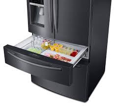 Samsung French Door Refrigerator Cu Ft - samsung 25 cu ft french door refrigerator u2013 rf25hmedbsg aa the
