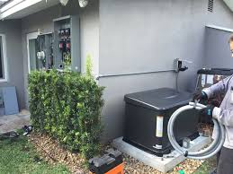 briggs u0026 stratton emergency generator installation broward palm