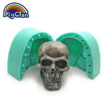 wilton halloween candy molds online buy wholesale skeleton chocolate molds from china skeleton