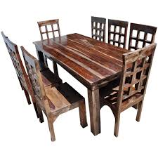 dining room sets solid wood ethan allen cherry dining room set oak dining room set with 6