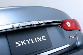 skyline nissan 2015 q50 to be sold in japan as infiniti badged nissan skyline