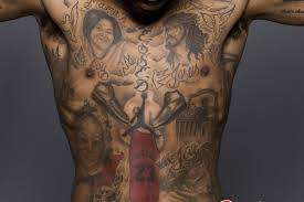 guess the athlete tattoo bleacher report